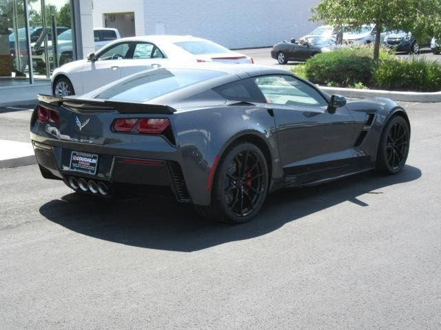 2018 Chevrolet Corvette Grand Sport 3LT In Columbus, OH   Coughlin Chevrolet  Buick GMC And